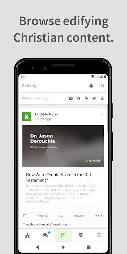 Faithlife: Community for Churches ss1