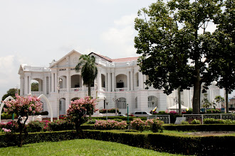 Photo: Year 2 Day 114 - Town Hall in Ipoh Built in 1916