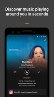 screenshot of SoundHound - Music Discovery & Hands-Free Player