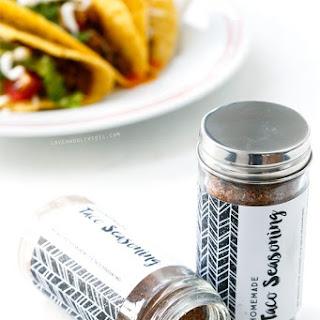 Homemade Taco Seasoning Without Chili Powder Recipes.