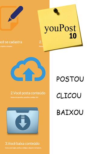 youPost10 COMPARTILHAMENTOS
