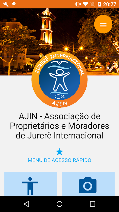 AJIN Jurerê Internacional- screenshot