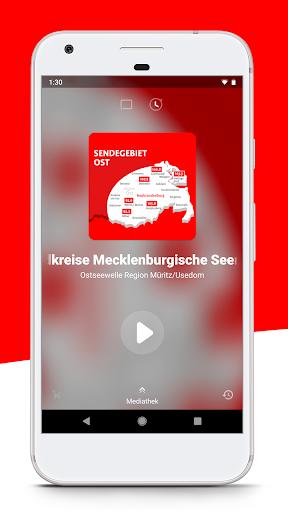 Ostseewelle HIT-RADIO M-V screenshot 4