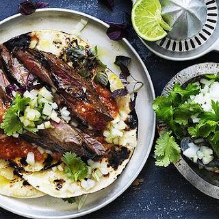 Carne Asada Beef Tacos