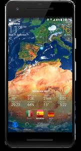 3D Earth Pro - Weather Forecast, Radar \u0026 Alerts UK 이미지[3]