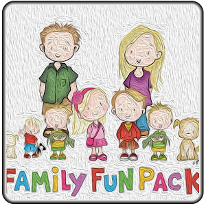New Family Fun Pack
