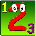 123 Numbers for Kids icon