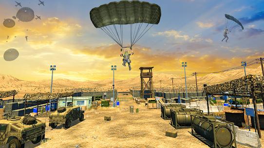 Free Firing Battleground: Fire Free Squad Survival 5