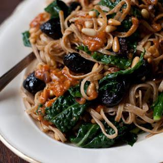Harissa Spaghettini Recipe