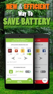 Hibernate - Real Battery Saver Screenshot
