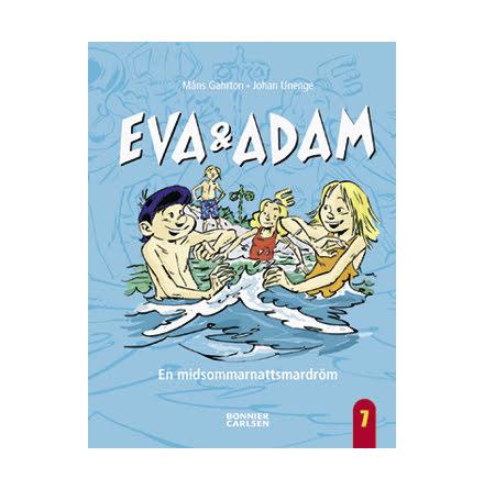 Eva & Adam, En midsommarnattsmardröm - 7763-153-8