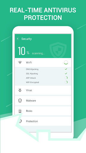 Green CleanUp - Phone Boost, Junk Clean 1.1.5 screenshots 3
