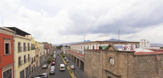 Hotel Plaza Morelia