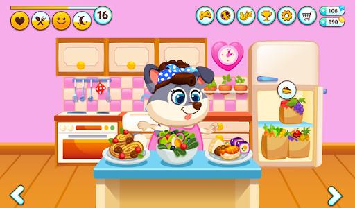 Duddu - My Virtual Pet apkdebit screenshots 17