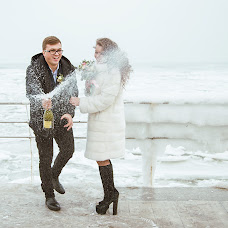 Wedding photographer Aleksandra Repka (aleksandrarepka). Photo of 29.11.2017