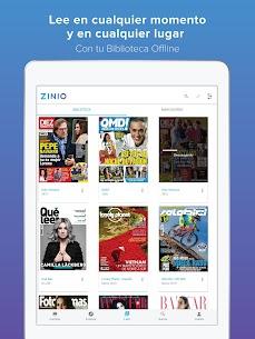 ZINIO – Quiosco Revistas Digitales 2