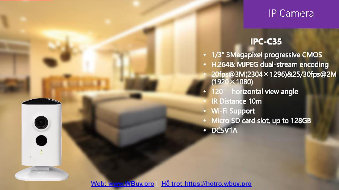 IP Camera IPC-C35