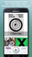 Screenshot of MIX 100