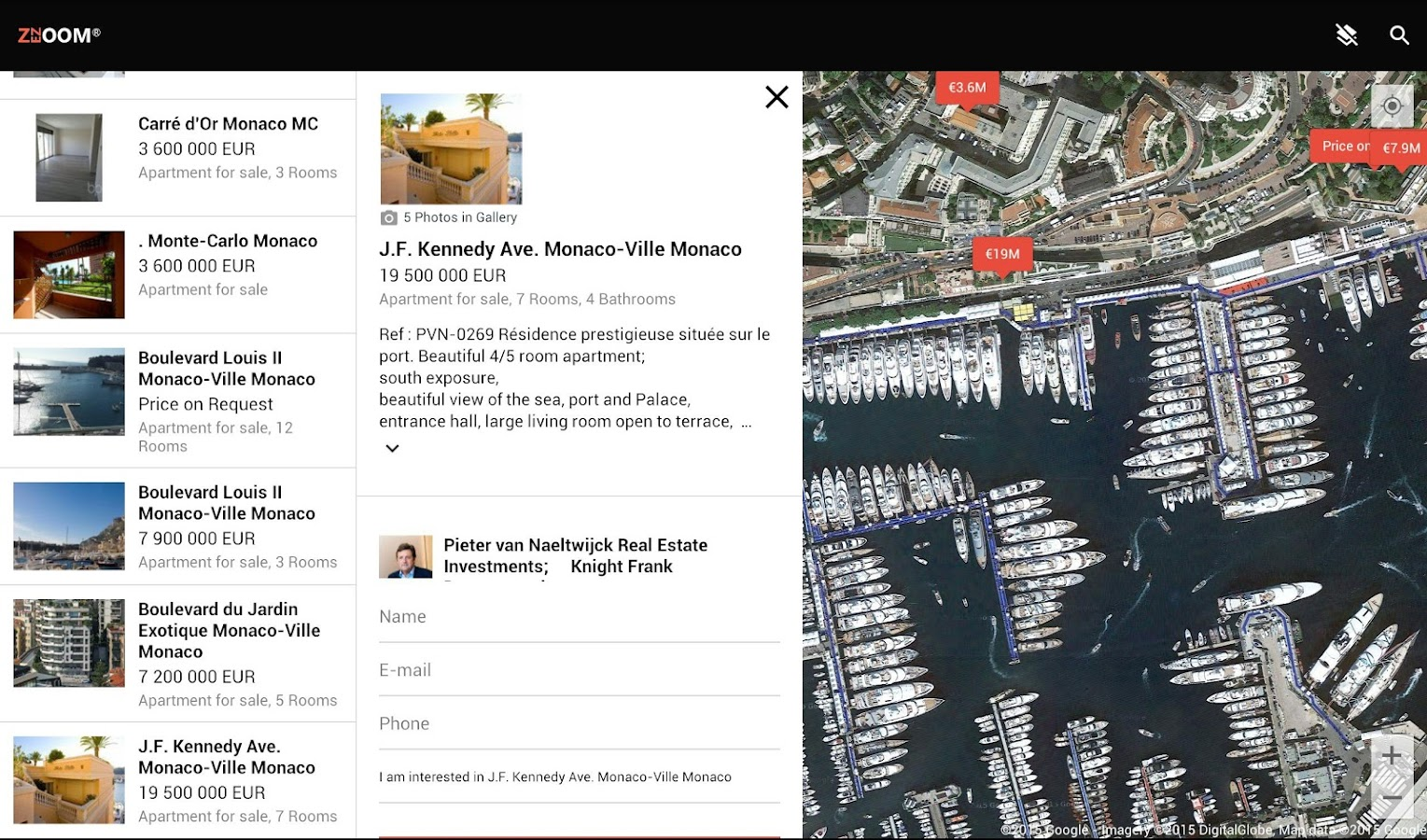 ZEZOOM - PROPERTIES NEAR YOU- screenshot