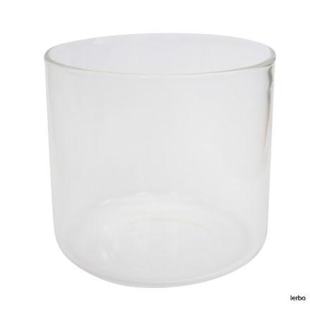 Extra glas till Värmeljushållare Glas