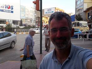 Photo: Várok a buszomra. Holnap este otthon vagyok. 3000 km 52 nap alatt - ez volt az idei év.