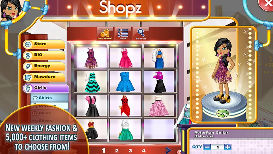 Woozworld-Fashion-Fame-MMO 19