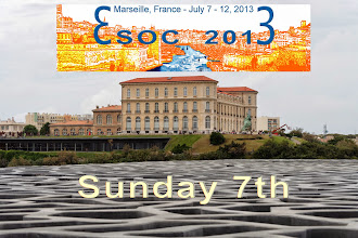 Photo: the first day of esoc2013: installation this morning with all Stereo Reseach Group from iSm2. technical preparation of registration, in auditorium. registration with students. opening ceremony by Jean Rodriguez then the Lilly conference by Pr Feringa and welcome cocktail. see you tomorrow. I am tired ... Jacques