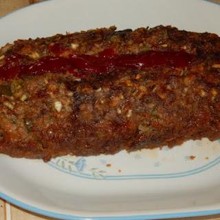 Better Tasting Meatloaf.