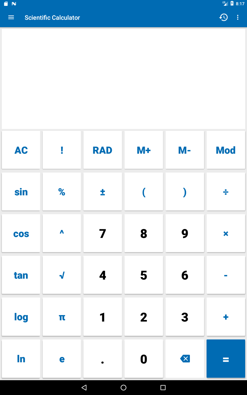 NT Calculator - Extensive Calculator Pro Screenshot 12