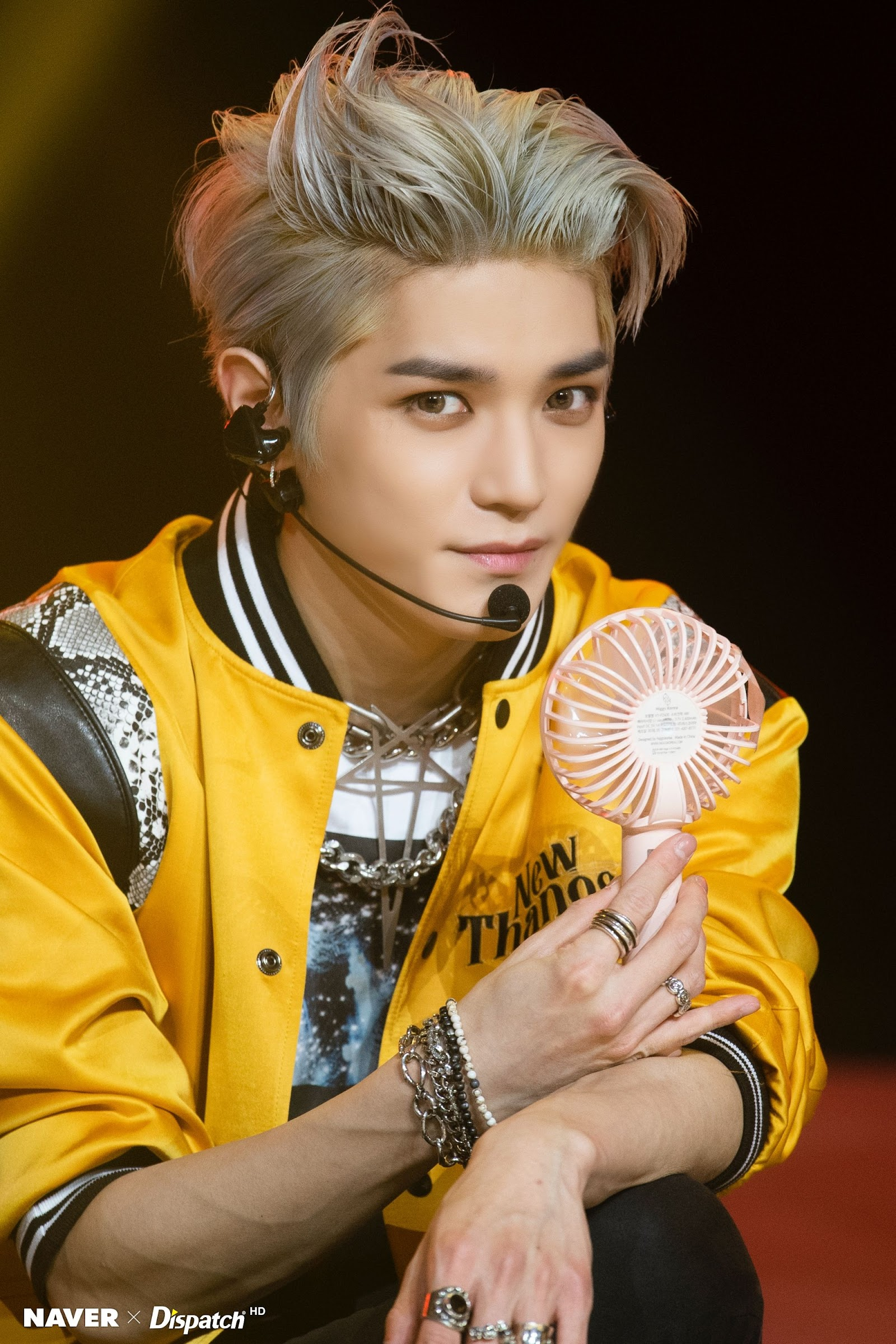 Just 15 Hairstyles That Taeyong Has Swept Us Away With ...