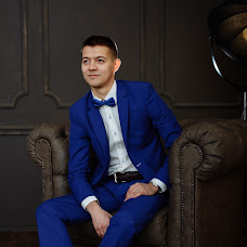Wedding photographer Anastasiya Tyuleneva (id41097243). Photo of 29.03.2017