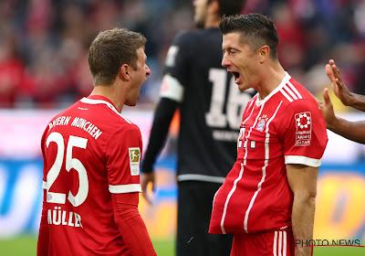 Lewandowski, Müller, Werner.... WhoScored dévoile l'équipe-type de Bundesliga