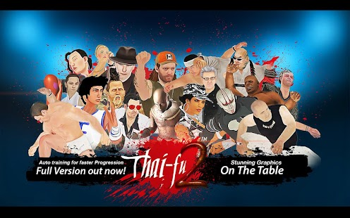 Thai-Fu2: Fighting Game (New) - náhled