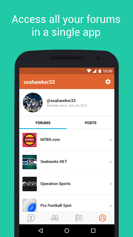 Tapatalk- screenshot
