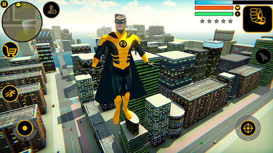 Naxeex Superhero Apk Download For Android and Iphone 1