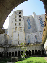 Photo: Courtyard of the cathedral