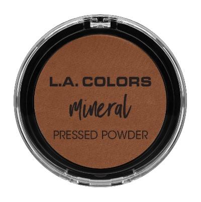 Compacto La Colors Mineral Ebony