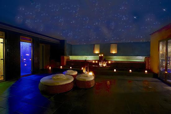 Endroit pour se reposer à l'hôtel Gran Palas Experience