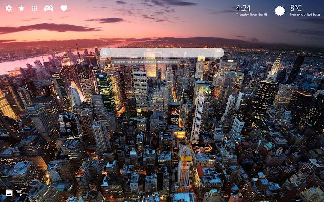 New York City Hd Wallpaper New Tab Themes