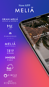 Meliá · Room booking, hotels and stays 4.7.2