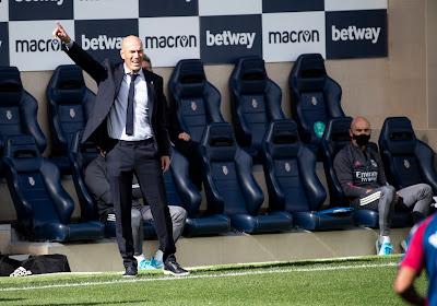 Ongelooflijk straffe statistiek voor Zidane en Marcelo