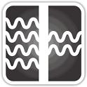 Gamma attenuation icon