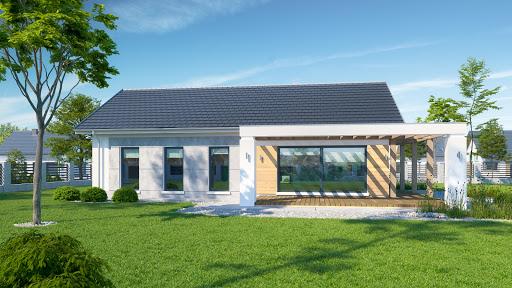 projekt Dom przy Przyjemnej 18