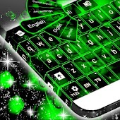 Neon Keyboard for Galaxy S5