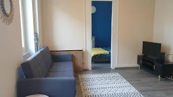 Appartement meublé 5 pièces 90 m2