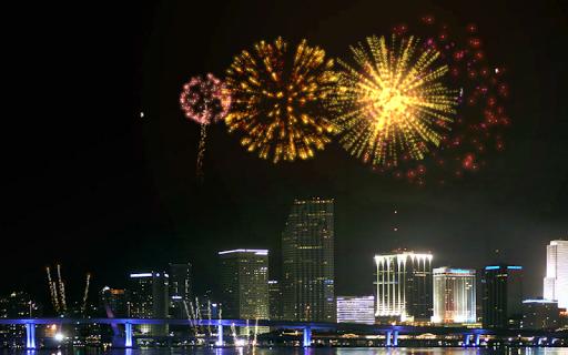 Real Fireworks 1.3 screenshots 7