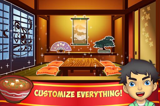 My Sushi Shop - Japanese Food Restaurant Game 1.0.3 screenshots 2
