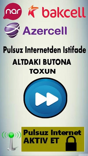 Pulsuz internet (Azerbaycanca)