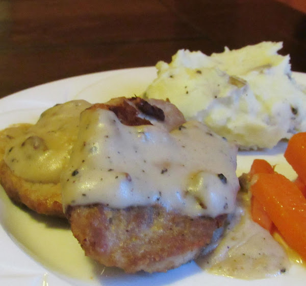 Country Fried Pork Chops With Cream Gravy Recipe