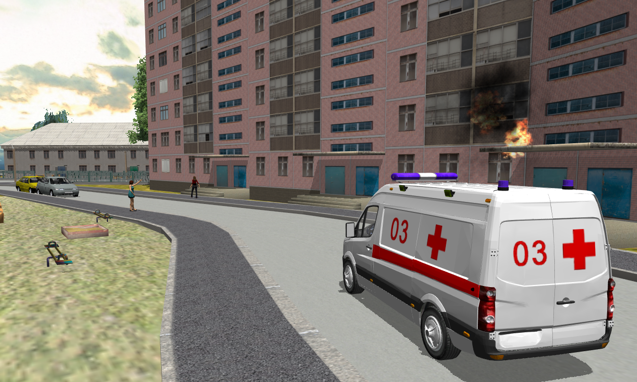 Ambulance Games